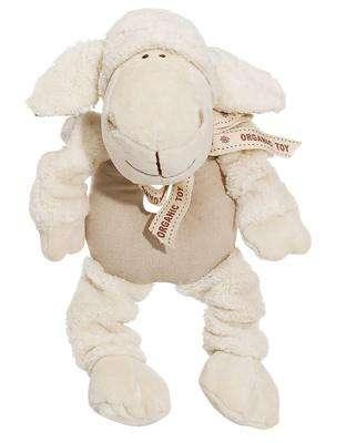 Simply Fido Lolly Lamb Stuffless w/squeaker