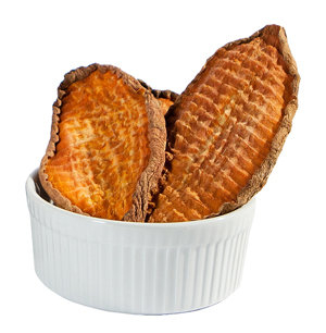 Sam's Yams Big Boyz Sweet Potato Dog Chews, 16 oz