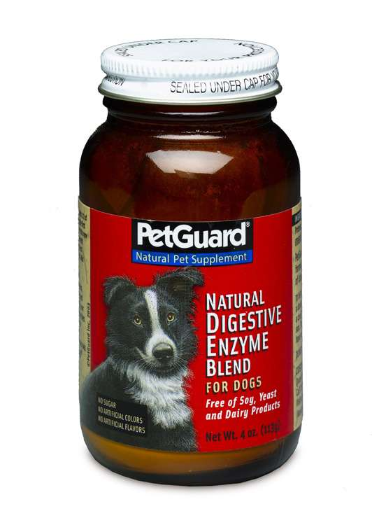 High Potency Digestive Enzymes for Dogs
