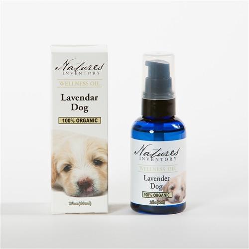 Lavender Dog Wellness Oil