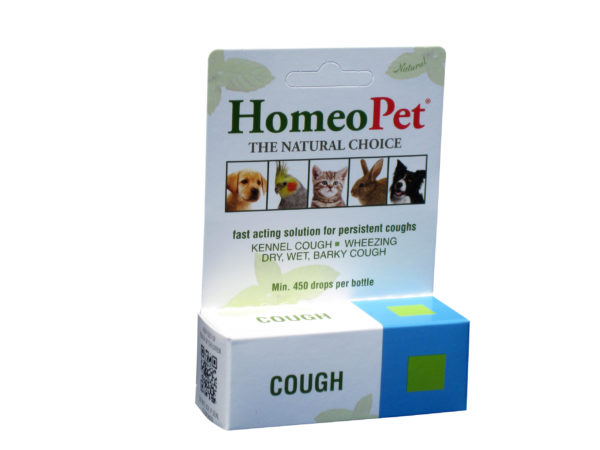 HomeoPet Cough Dog Cat