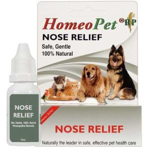 HomeoPet Nose Relief Dog Cat