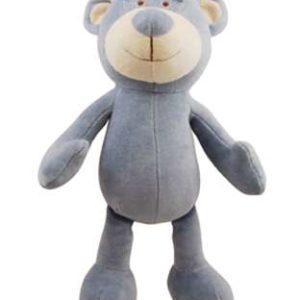 Simply Fido Wally Bear w/ squeaker