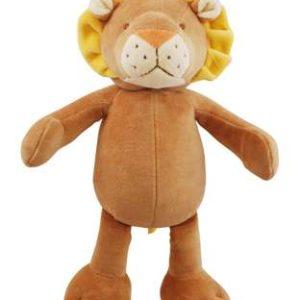 Simply Fido Leo Lion w/ squeaker