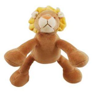 Simply Fido Leo Lion Petite w/ squeaker