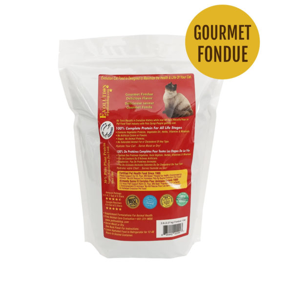 Evolution Diet - Cat - Gourmet Fondue-0