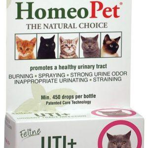 HomeoPet Feline UTI-0