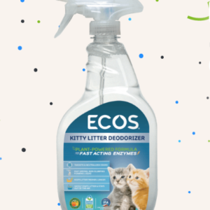 ECOS Kitty Litter Deodorizer -0