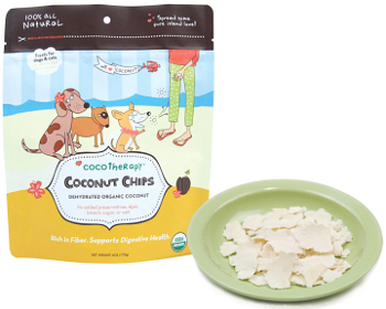 CocoTherapy-organic-coconut-chips-dogs-cats-treats
