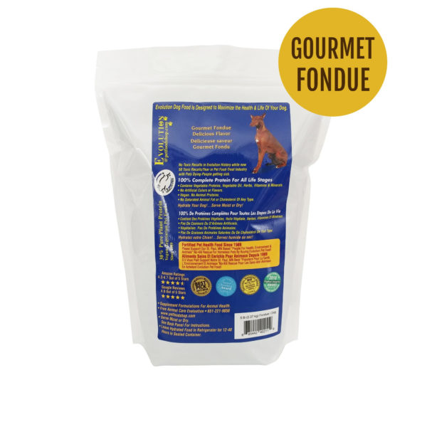 Evolution Diet - Dog - Gourmet Fondue-0