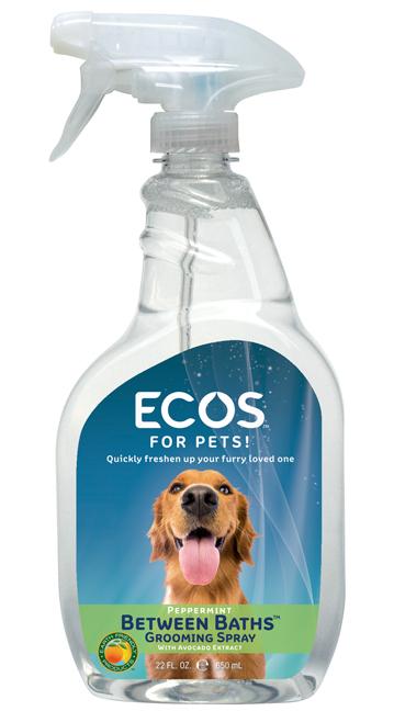 ECOS Between Baths Grooming Spray-0