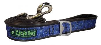 cycle-dog-leash-blue-tri-style-6ft