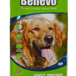 Benevo Original Dog Food Kibble