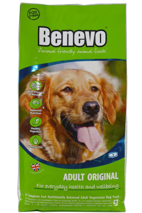 Benevo Original Dog Food Kibble