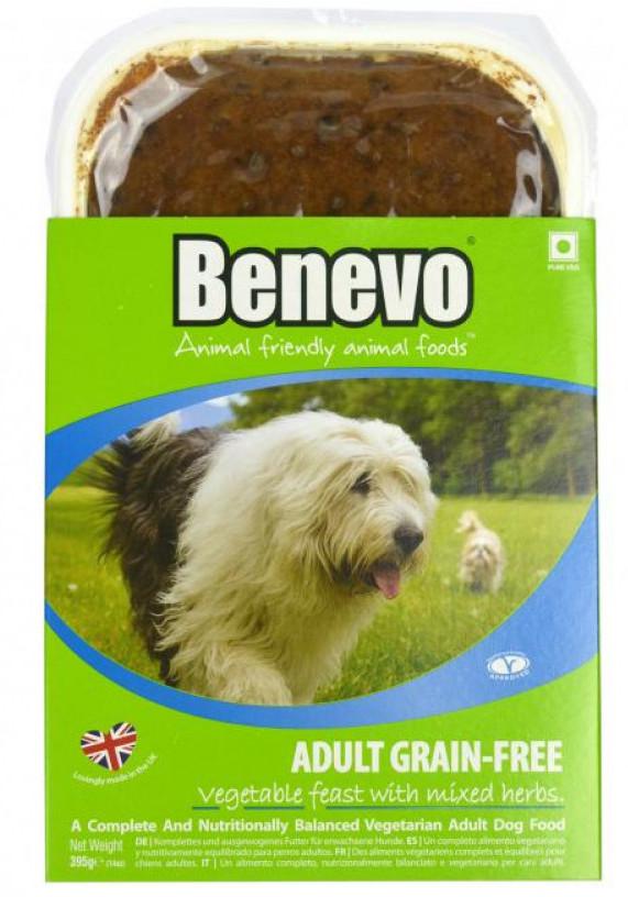 Benevo Grain Free Vegetable Feast