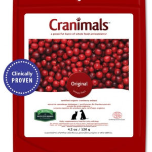 Cranimals Original Organic Supplement for Dogs and Cats