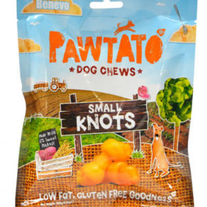 Benevo Vegan Sweet Pawtato Knots Small