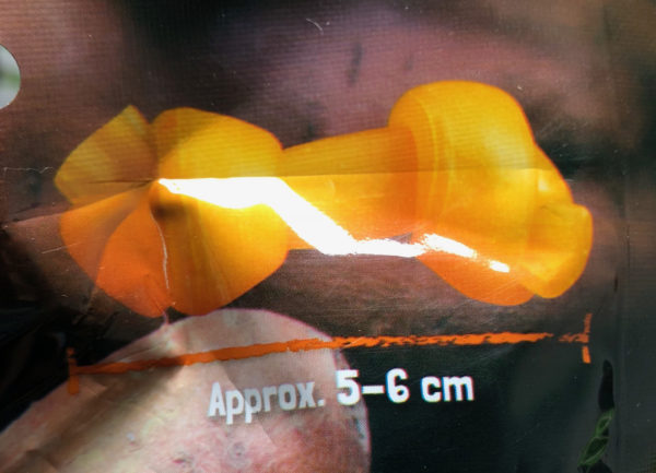 Benevo Sweet Pawtato Knots Small