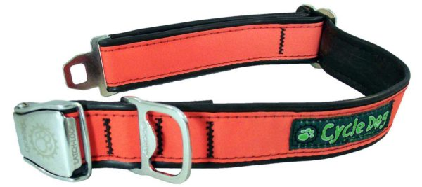Plastic Reflective Collar by Cycle Dog