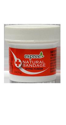 Natural Bandage Styptic Powder