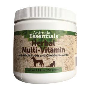 Animal Essentials Herbal Multi-Vitamin NEW FORMULA -0