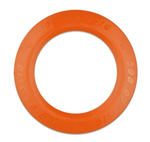 Jersey Dog Co ~ Disc-Go Dog Toy-2220