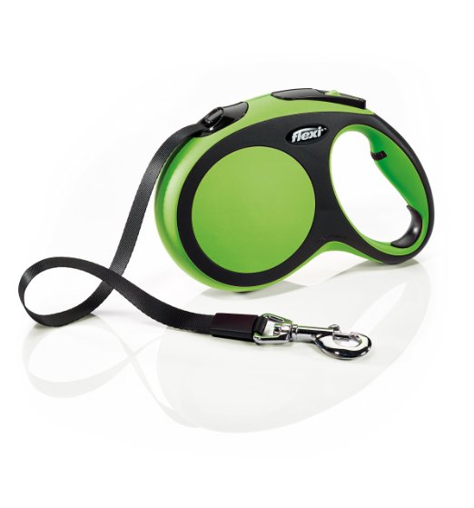 Comfort leash by flexi green