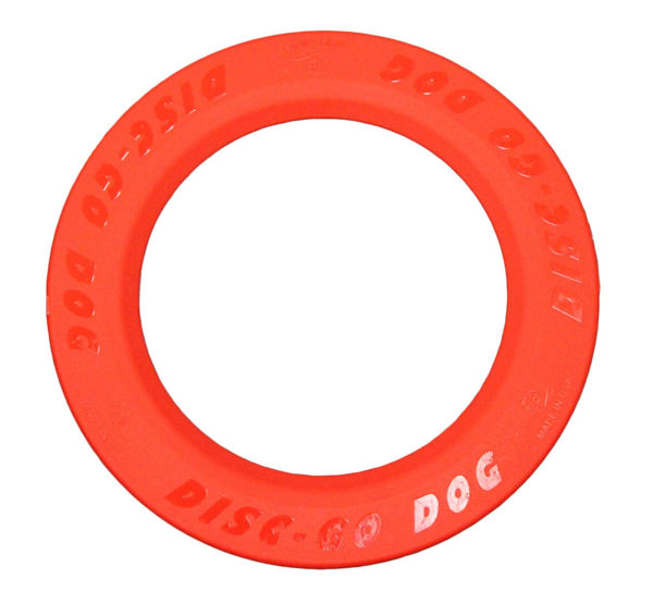 Jersey Dog Co ~ Disc-Go Dog Toy-0