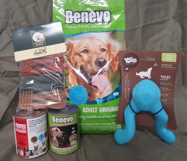 Vegan Dog Starter Kit