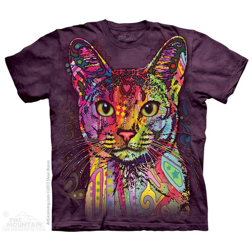 Abyssinian Adult Size T-Shirt and Tank -0