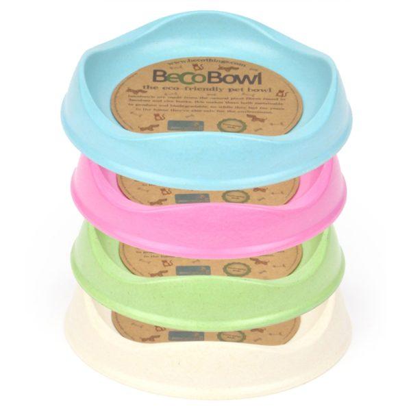 Beco Bamboo Cat Bowl-0
