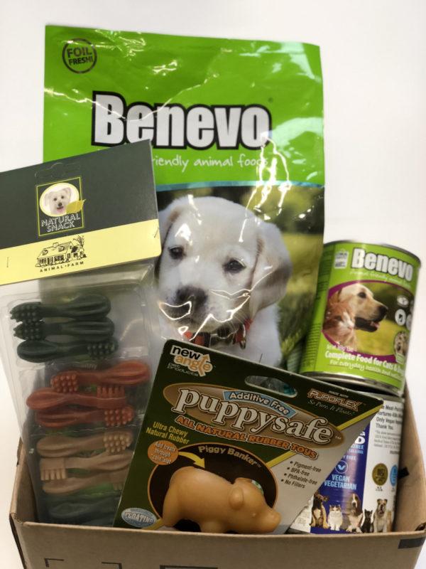 Vegan Puppy Starter Kit