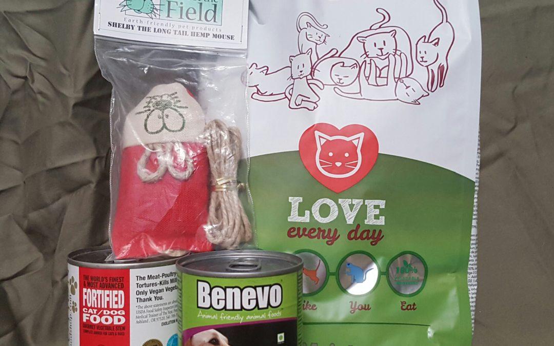 Vegan pet starter kits available!