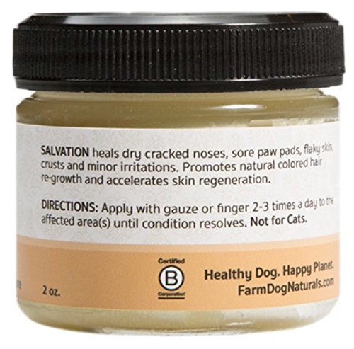 Farm Dog Naturals - Salvation Skin Care & Crusty Nose Balm for Dogs-1683