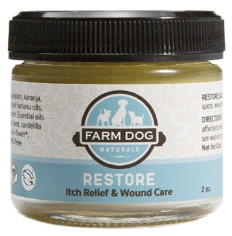 Farm Dog Naturals - Restore Wound Care and Itch Relief Salve for Dogs-1687