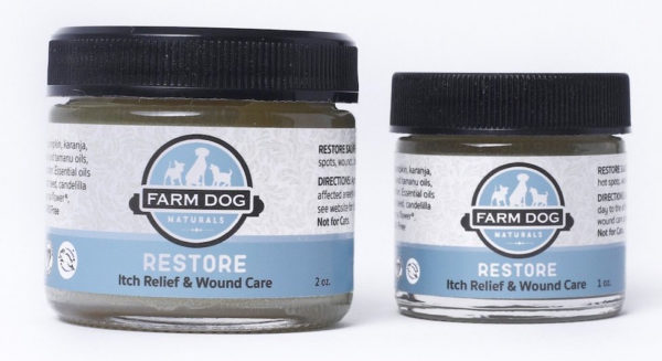 Farm Dog Naturals - Restore Wound Care and Itch Relief Salve for Dogs-0