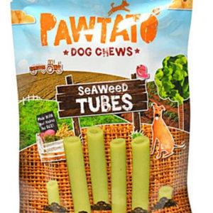 Benevo Vegan Sweet Potato & Rice Tubes with Seaweed