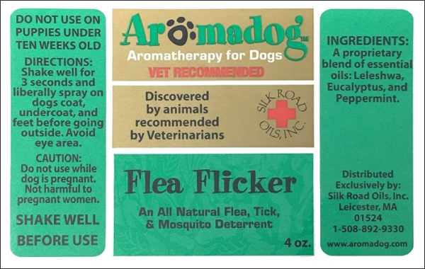 Aromadog Flea Flicker-1963