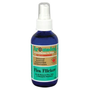 Silk Road Oils Aromadog Natural Flea Flicker Remedy