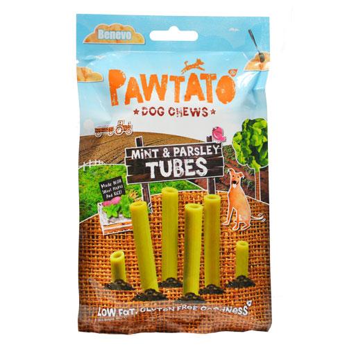 Benevo's Pawtato Mint & Parsley Tubes, 4 oz.-0