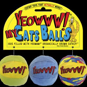 My Cat Balls -0
