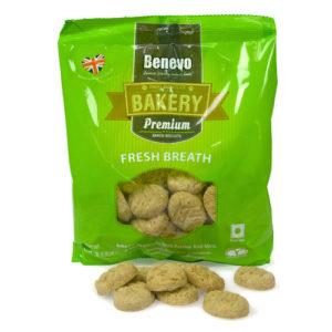 Benevo Fresh Breath Biscuits 250g-0