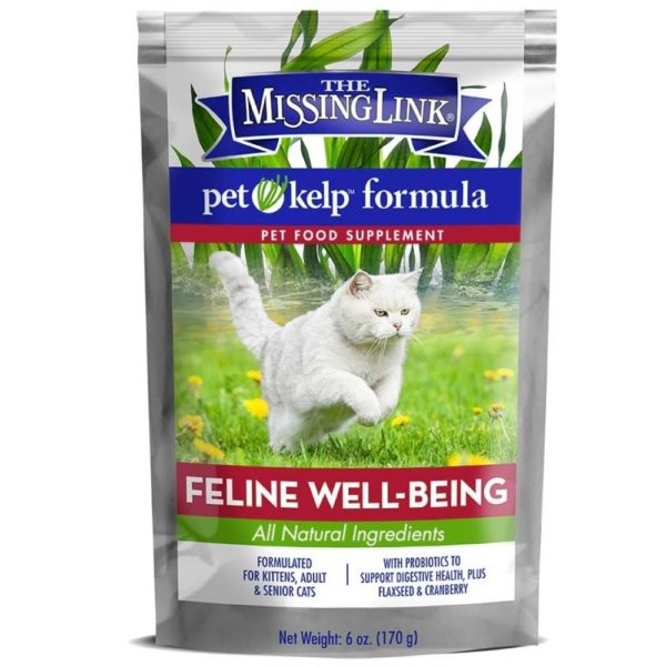 The Missing Link Pet Kelp Feline Well Being -0
