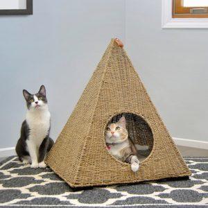 Sauder Pyramid Cat Nester-0