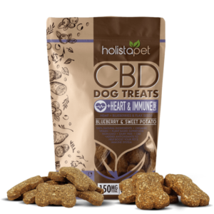 HolistaPet – CBD Dog Treats +Heart & Immune Care-0