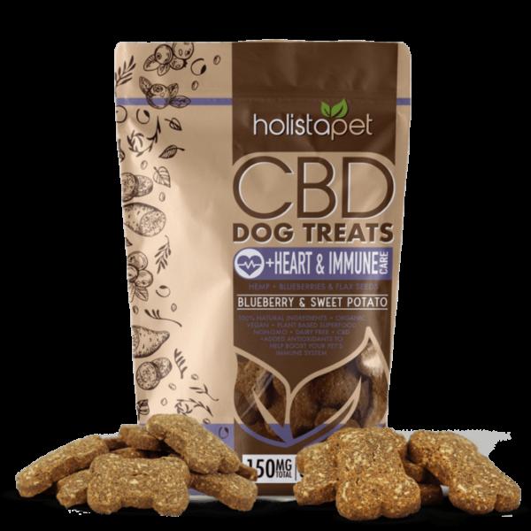 HolistaPet – CBD Dog Treats +Heart & Immune Care-0