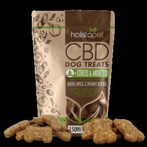 HolistaPet – CBD Dog Treats +Stress & Anxiety Relief-0