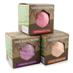 Cheef Botanicals - CBD Bath Bomb – 100mg-0
