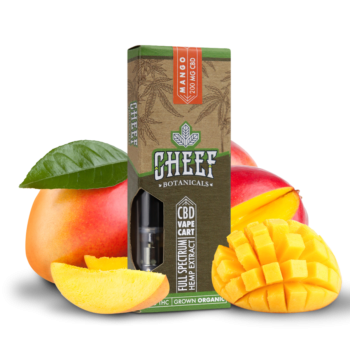 Cheef Botanicals - CBD Vape Cartridge-2265