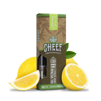 Cheef Botanicals - CBD Vape Cartridge-2260